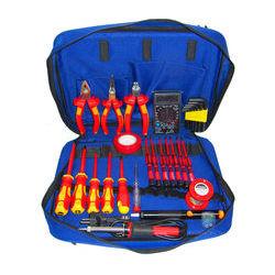 Набор инструментов электрика для высоковольтных работ до 1000В Pro'sKit PK-2803 BM(аналог)